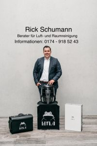 HYLA Rick Schumann